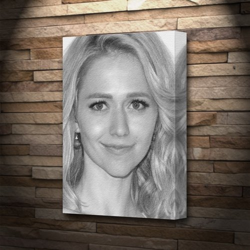 Seasons JOHANNA BRADDY - Canvas Print (LARGE A3 - Signed by the Artist) #js001 by Seasons