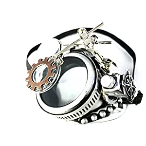 Steampunk Goggles Festival Accessories Monocle