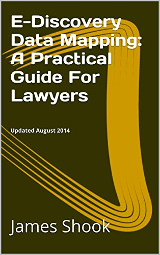 EDiscovery Data Mapping A Practical Guide For Lawyers Kindle - Ediscovery data map