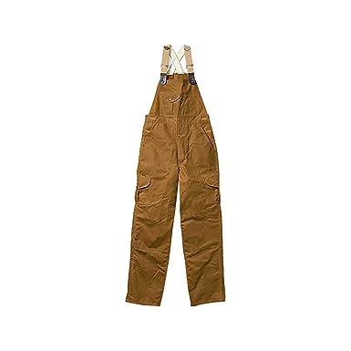 a39c1185db1fc Filson Mens Oil Finish Double Tin Bibs at Amazon Men's Clothing store: