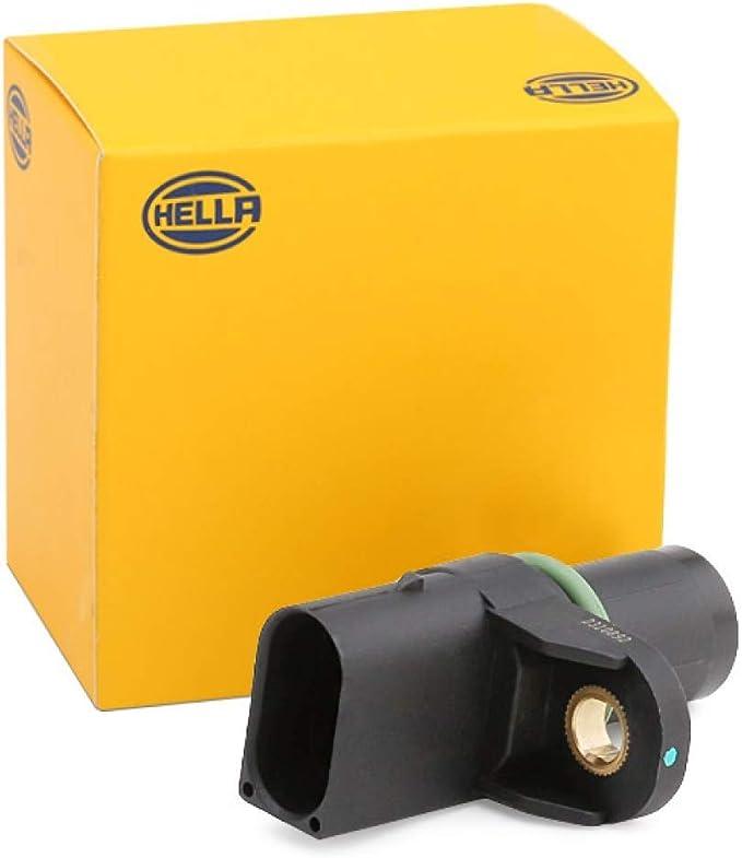 without cable crankshaft pulse 12V 3-pin connector HELLA 6PU 012 680-011 Sensor