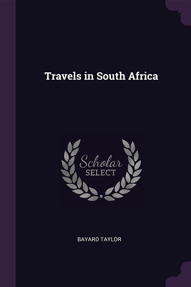 Download Travels in South Africa pdf