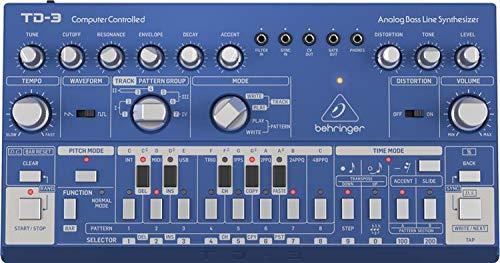 Sale!! Behringer Synthesizer (TD-3-BU)