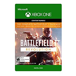 Battlefield 1: Revolution - Xbox One [Digital Code]
