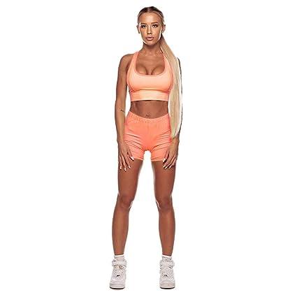 julyso Ladies Yoga Wear - Conjunto de Yoga para Mujer ...
