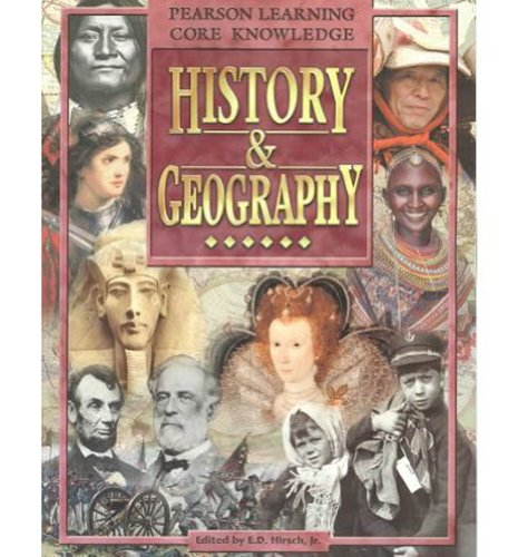 Pearson Learning Core Knowledge: History and Geography, Level 6