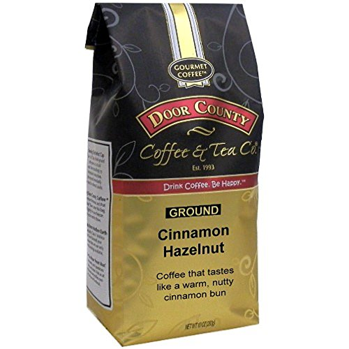 Door County Coffee, 10oz Bags (Cinnamon Hazelnut, Loam)