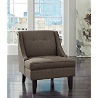 Clarinda Gray Color Accent Chair