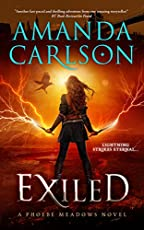 Review full blooded by amanda carlson exiled phoebe meadows book 3 fandeluxe Gallery