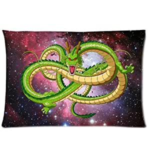 Dragon Ball Z Shenron Galaxy Space Pillowcases 20x26 Inch
