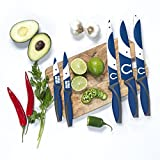Sports Vault NFL Indianapolis Colts Kitchen Knives