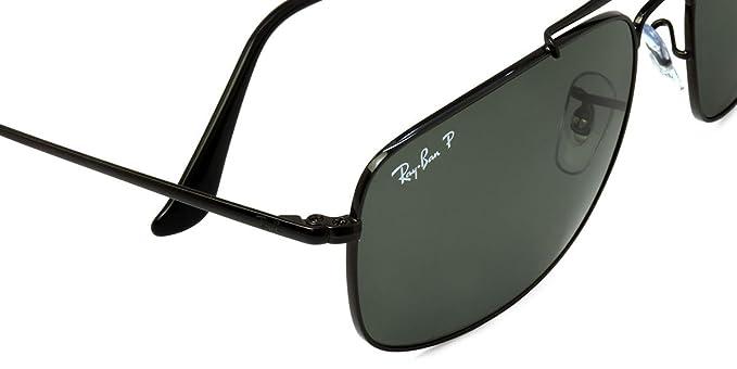 Amazon    Ray-Ban国内正規品販売認定店 RB3560 002 58 58サイズ 61サイズ Ray-Ban (レイバン) サングラス  COLONEL コロネル 大佐 ツーブリッジ ダブルブリッジ 偏光 ... 996675982898