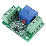 banapoy Relay Module, Easy to Use Circuit Board