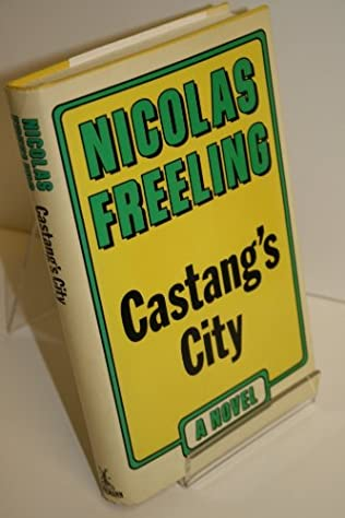 book cover of Castang\'s City