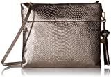 The Sak Tomboy Convertible Clutch, Pyrite Exotic , One Size