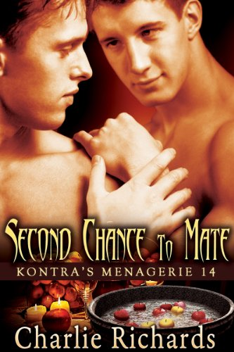 Second Chance to Mate (Kontra's Menagerie Book 14) -