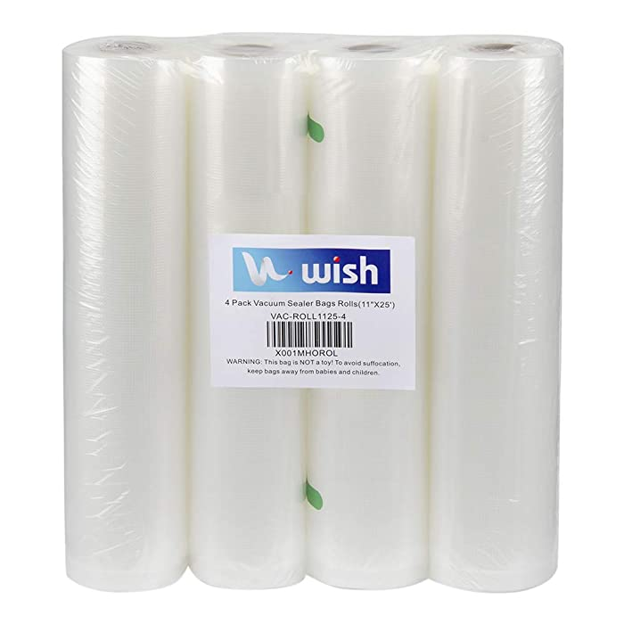 Top 9 Vacuum Seal Bags Rolls