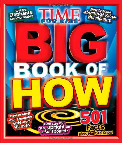 Big Book of HOW (A TIME for Kids...