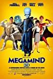 Megamind Movie Poster (11 x 17 Inches - 28cm x 44cm) (2010) Style J -(Brad Pitt)(Jonah Hill)(Will Ferrell)(Tina Fey) by MG Poster