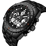 Men's Watch, Outdoor Sports Electronic Watch, LED