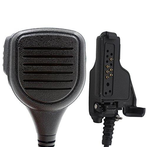 - KENMAX Professional Multi pin Heavy Duty Shoulder Remote Speaker Mic Microphone PTT for MOTOROLA TH1000 GP1200 MTX8000 MTX9000 XTS3000 XTS3500 JT1000 PR1500