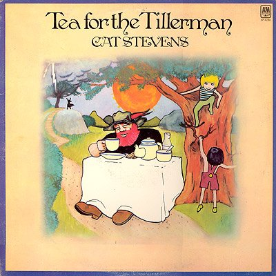 Cat Stevens: Tea For The Tillerman [Vinyl LP] [Stereo] by A&M