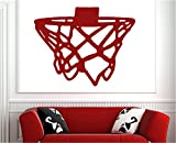 Basketball Hoop or Car Sticker Wall Stickers Peel and Stick Removable Wall Stickers for Kids Nursery Bedroom Living Room