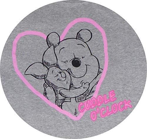 Ensemble pyjama short Disney Winnie lourson en coton pour femme
