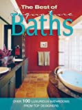 The Best of Signature Baths, The Editors of Homeowner, Home Decorating, Bathroom, 1580113621