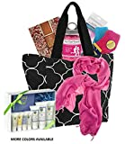 Radiation Lindi Skincare Cancer Care Package for Women - Black / Pink Breast Cancer