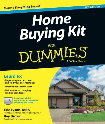 Home Buying Kit For Dummies (Home Buy Book)