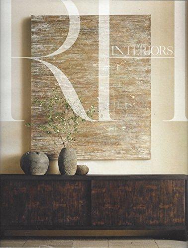 RH Interiors Catalog, Spring 2018