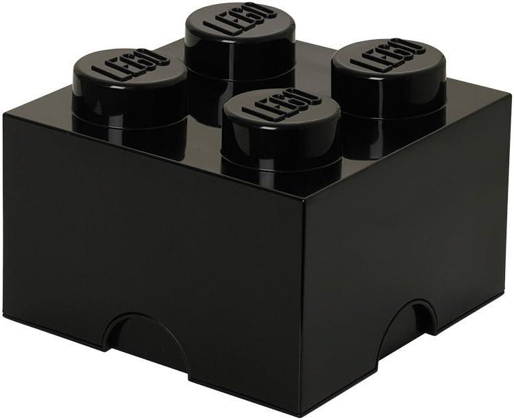 Stackable Storage Solution Room Copenhagen Brick 4 White Lego Storage Brick Box