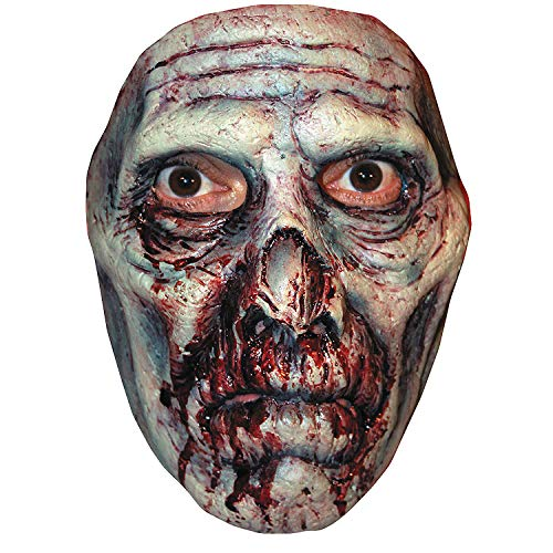 Fun Express - B Spaulding Zombie 3 Adlt Face for Halloween - Apparel Accessories - Costume Accessories - Masks - Halloween - 1 -