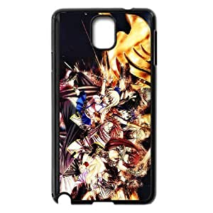 DIY Stylish Printing Fairy Tail Cover Custom Case For Samsung Galaxy Note 3 N7200 MK2S972506