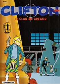 Book's Cover of Le clan Mc Gregor