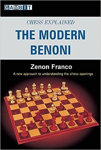 Sharing - Chess Explained: The Modern Benoni by Zenon Franco 51eXsSkWVhL._SX337_BO1,204,203,200_