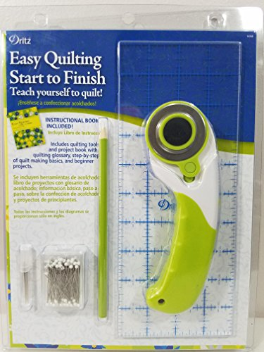 Dritz Easy Quilting Start To Finish - Easy Finish