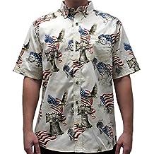 Men's American To The Bone Woven Button Down Shirt