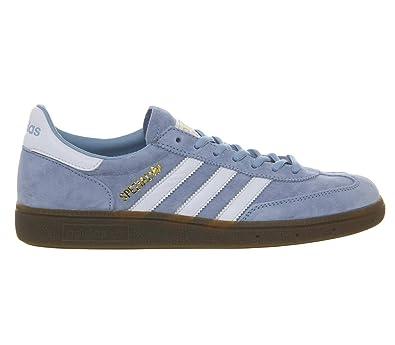 857cac86fa4a adidas Herren Handball Spezial Fitnessschuhe, Blau (Azucen Ftwbla Gum5 0),