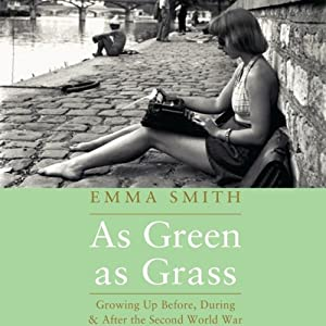 As Green as Grass Audiobook