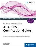 #9: ABAP 7.5 Certification Guide - The SAP-Endorsed Certification Series (SAP PRESS)