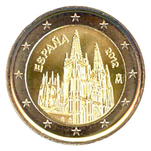 Spanien 2012 Burgos