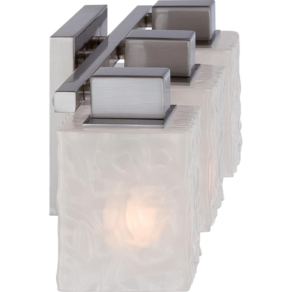 Quoizel MLD8603BN Melody with Brushed Nickel Finish, Bath Fixture and