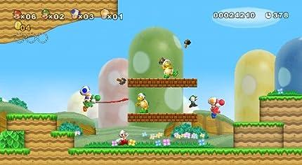 Amazon.com: New Super Mario Brothers para Nintendo Wii ...