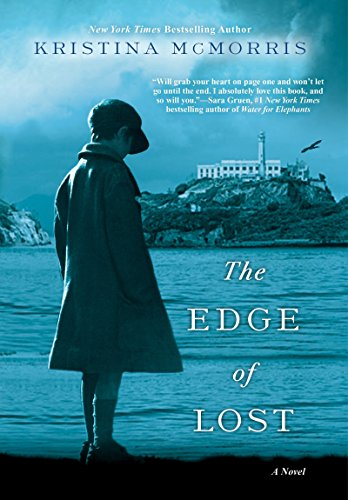 Book cover from The Edge of Lost by Kristina Mcmorris