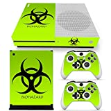 GoldenDeal Xbox One S Console and Wireless Controller Skin Set – Biohazard – XboxOne S Vinyl Review