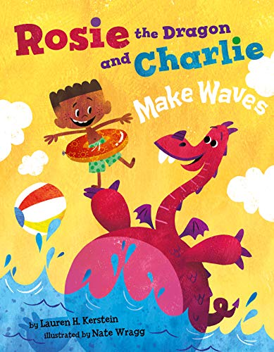 Rosie the Dragon and Charlie Make - Preschool Wave