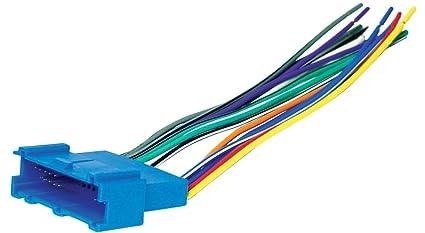 amazon com scosche gm03b 1994 05 gm power speaker wire harness car rh amazon com Scosche Wiring Harness Diagrams Scosche Wiring Harness Color Code