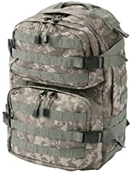 Extreme Pak Digital Camo Water-Resistant Backpack - Style 2